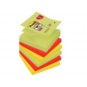 Z-bločky  Post it Super Sticky 76x76mm Marrakech 6 x 90 lístkov promo balenie