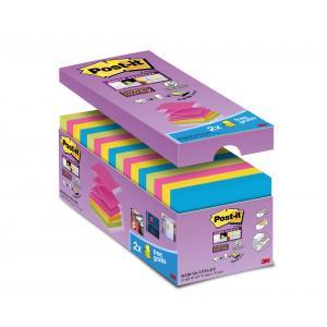 Z-bločky Post-it® Super Sticky 14+2