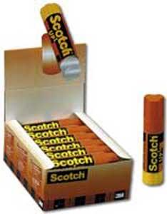 Lepiaca tyčinka prelepiteľná Scotch 7,5g