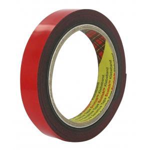 Montážna páska 3M akrylátová 19mmx3m sivá
