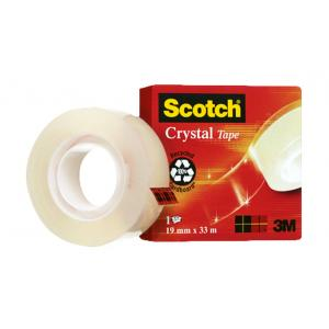 Lepiaca páska Scotch 600 v krabičke 19mm x 33m