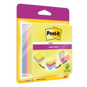 Bločky Post-it Smart cube