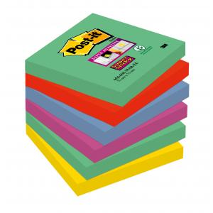 Bločky Post-it® Super Sticky _Marrakesh_ 76x76mm