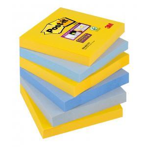 Bločky Post-it Super Sticky `New York` 76x76mm