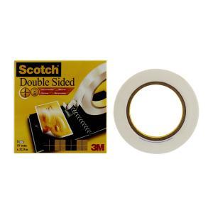 Lepiaca páska obojstranná Scotch 666 19mmx33m v krabičke