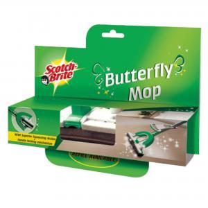 Náhradná hlavica do mopu Butterfly Scotch-Brite