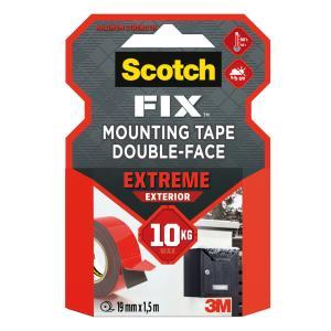 Montážna páska Scotch  extreme 19mm x 1,5m