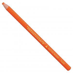 Farebná ceruzka uni DERMATOGRAPH 7600 oranžová