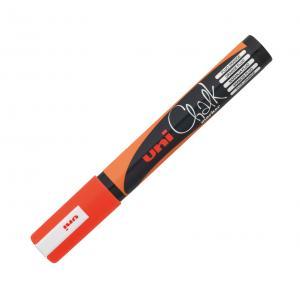 Kriedový popisovač PWE-5M fluor oranžový