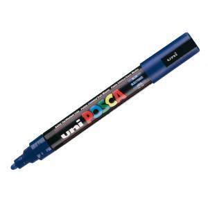 Permanentný popisovač uni POSCA PC-5M modrý