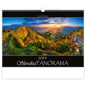 Nástenný kalendár Tatry Panorama 2022