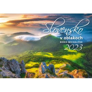 Nástenný kalendár Mestá Slovenska 2022