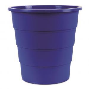 Kôš Office Products plastový 16l modrý
