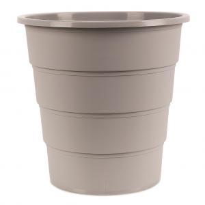 Kôš Office Products plastový 16l sivý