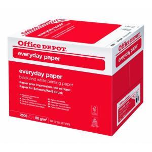 Kopírovací papier Office Depot Everyday A4, 80g 2500 listov