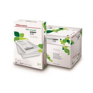 Kopírovací papier Office Depot recyklovaný biely A4, 80g CIE85