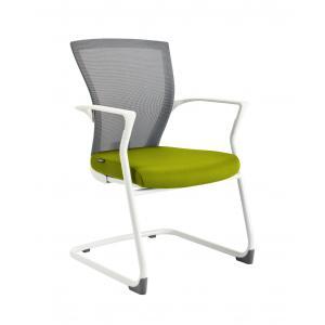 Rokovacia stolička MERENS WHITE MEETING  BI203 zelená