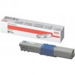 Toner OKI C310/C330/C510/C530/MC351/MC361/MC561 44469706 cyan