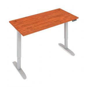 Stôl Motion el.nast.120cm čerešňa 2-segmentová podnož