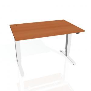 Stôl Motion el.nast.120cm čerešňa 3-segmentová podnož