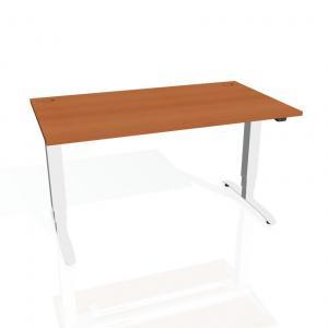 Stôl Motion el.nast.140cm čerešňa 3-segmentová podnož