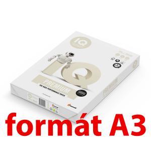 Kopírovací papier IQ premium triotec A3, 80g