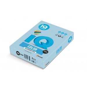 Farebný papier IQ color ľadovomodrý OBL70, A4 80g