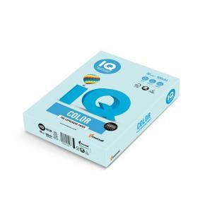 Farebný papier IQ color modrý BL29, A4 80g