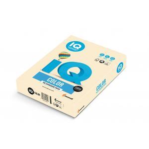 Farebný papier IQ color krémový CR20, A4 160g