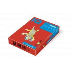 Farebný papier IQ color tehlovočervená ZR09, A4 80g