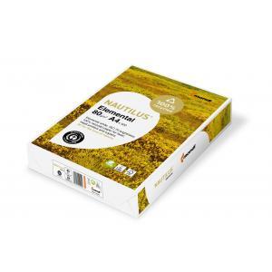 Kopírovací papier Nautilus Elemental recyklovaný A4, 80g