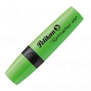 Zvýrazňovač Pelikan 490 zelený