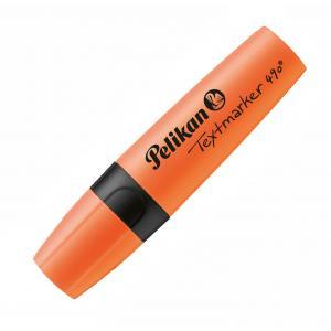 Zvýrazňovač Pelikan 490 oranžový