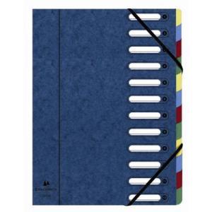 Triediaca zložka Easy 12 modrá