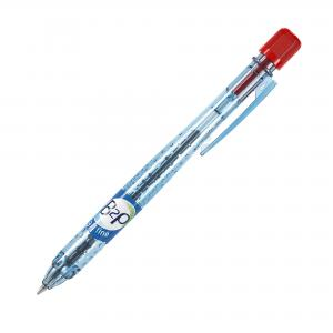 Guličkové pero PILOT B2P begreen červené