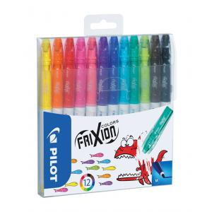 Sada PILOT Frixion Colors 12ks