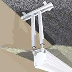 Konzoly na strop pre Elpro electrol