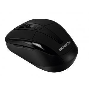 Bezdrôtová optická myš Canyon CNR-MSOW06B USB čierna