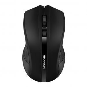 Bezdrôtová optická myš Canyon CNE-CMSW05B, USB, 4 tlač., čierna