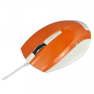 Optická myš E-BLUE Dynamic oranžová USB
