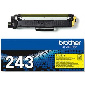 Toner Brother TN-243 pre HL-L3210CW/L3270CDW/DCP-L3510CDW/L3550CDW yellow (1.000 str.)