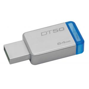 USB 64 GB Drive Data Traveler 3.0 Kingston DT 50