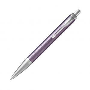 Guľôčkové pero Parker I.M. Premium Dark Violet