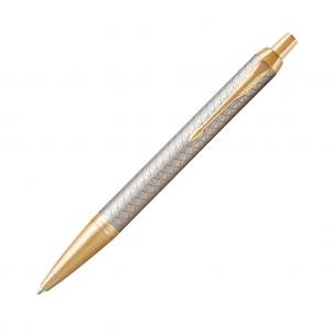 Guľôčkové pero Parker I.M. Premium Warm Grey