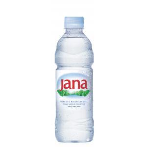 Prírodná minerálna voda Jana 6x0,5 L