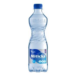 Minerálna voda MITICKÁ 0,5l perlivá