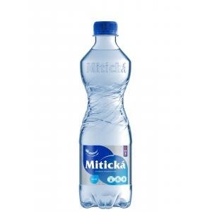Minerálna voda Mitická perlivá 12x0,5l
