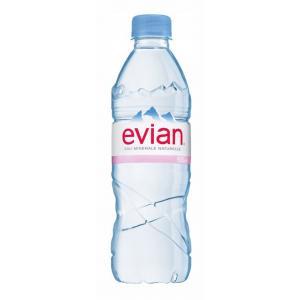 Minerálna voda Evian 24x0,5 ℓ PET