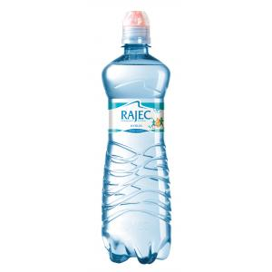 Minerálna voda Rajec 0,75l jemne sýtený kyslíkom