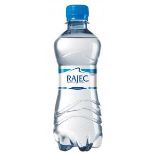 Pramenitá voda Rajec nesýtená 0,33l PET
